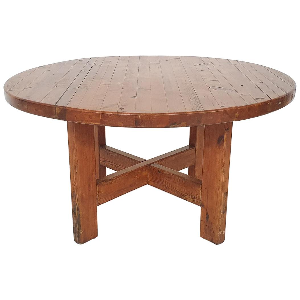 Roland Wilhelmsson for Karl Andersson and Soner, Pinewood Dining Table, Sweden