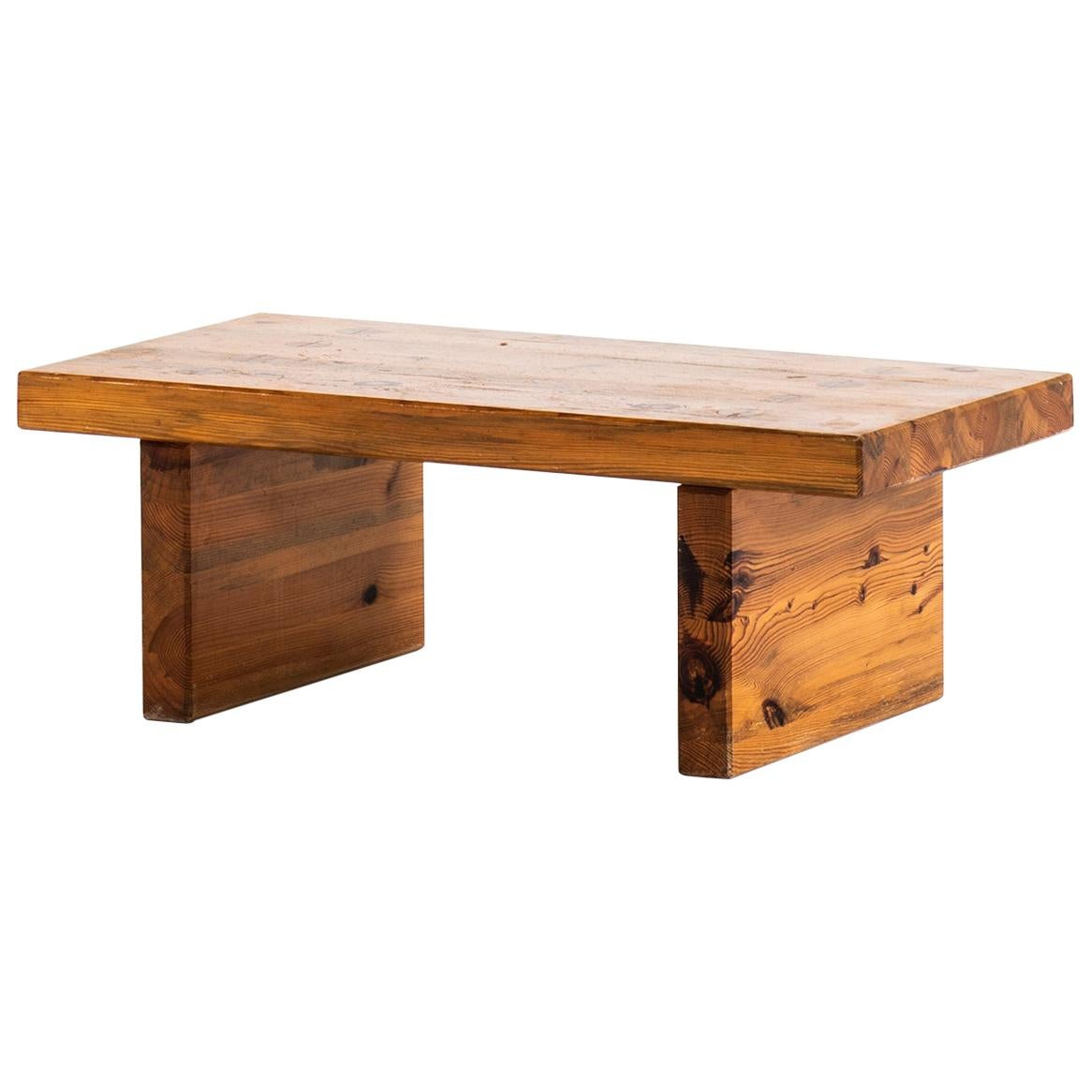 Roland Wilhelmsson Table in Pine by Karl Andersson & Söner in Sweden