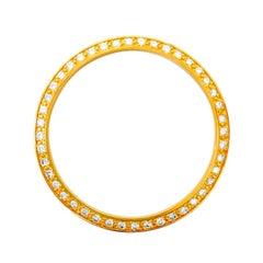 Rolex 1.00 Carat Diamond Watch Bezel