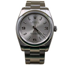 Rolex 114200 Oyster Perpetual Stainless Steel Box Papers Stickers