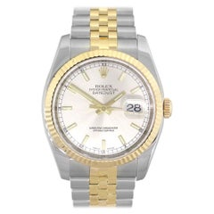Rolex 116233 Datejust Silver Dial Watch