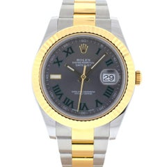 Rolex 116333 Datejust II 41 Two-Tone Automatic Watch