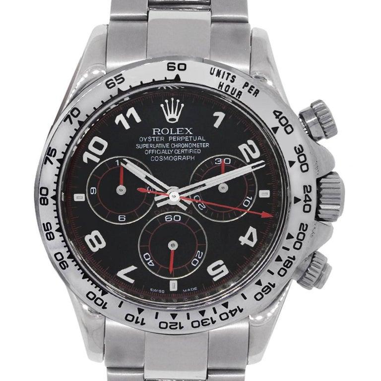 Rolex Daytona Automatic Wristwatch Ref 116509