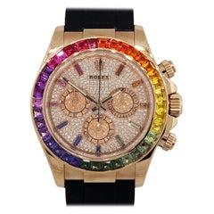 Rolex 116515 Daytona Oysterflex Wristwatch