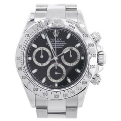 Rolex 116520 Daytona Black Dial Watch