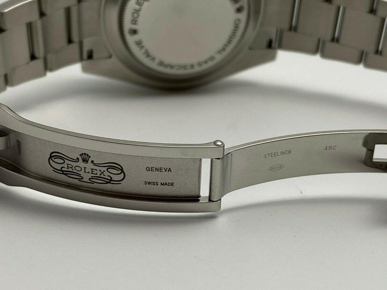 Rolex 116600 Sea Dweller Ceramic Stainless Steel Box Papers, 2015 For Sale 2
