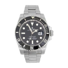 Rolex 116610 Submariner Black Dial Watch
