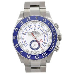Rolex 116680 Yachtmaster II Wrist Watch