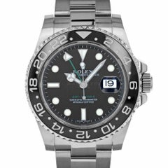 Rolex 116710 Z GMT Master II Box Papers 116710LN Stainless Steel Swiss Automatic