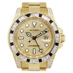 Rolex 116758SANR GMT Master II Wristwatch