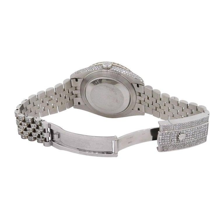 Rolex 126334 Datejust Wristwatch In Excellent Condition In Boca Raton, FL