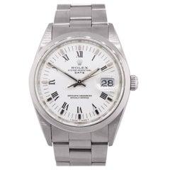 Rolex 15200 Date Wristwatch