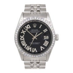 Rolex 1601 Datejust Wristwatch