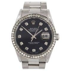 Rolex 16200 Datejust Wristwatch