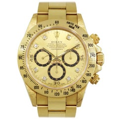 Rolex 16528 Daytona Wristwatch