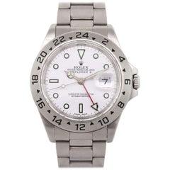 Rolex 16570 Explorer II Wristwatch