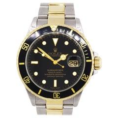 Rolex 16613 Submariner Wristwatch