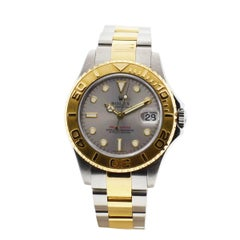 Rolex 168623 Yachtmaster Two-Tone Mid Size Automatic Watch