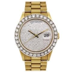 Rolex 18038 Day Date Wristwatch