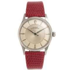 Rolex Stainless Steel Oyster Perpetual Two-Tone Dial Automatic Wristwatch, 1967