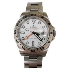 Rolex 216570 Explorer II Stainless Steel Oyster Perpetual