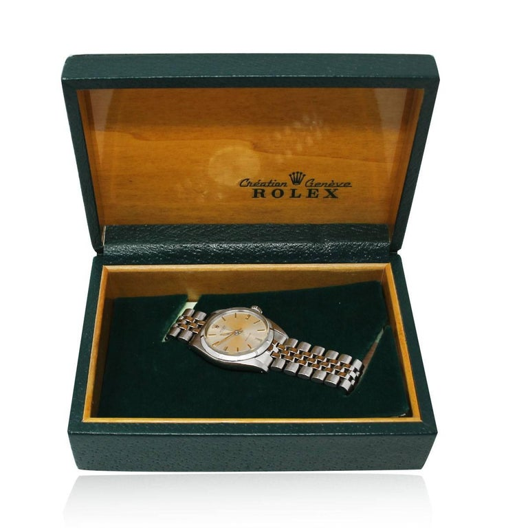 Rolex 6427 Oyster Precision Vintage Rolex Watch For Sale 1