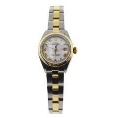 Rolex 6917 Datejust Two-Tone Ladies Automatic Watch