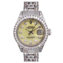 Rolex 69173 Datejust Wristwatch