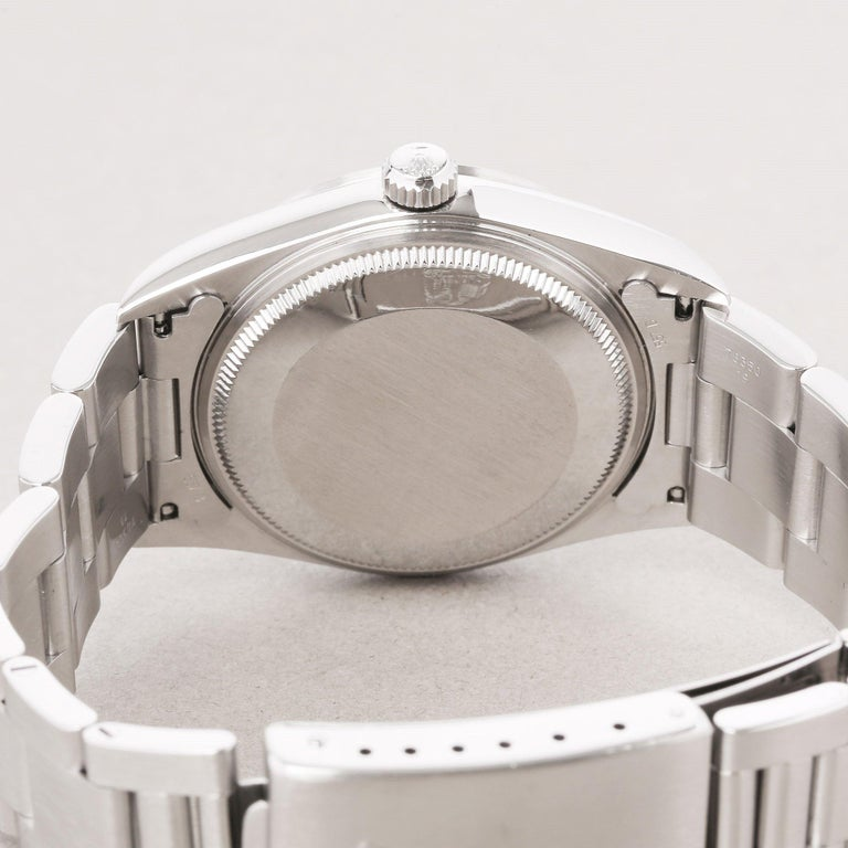 Rolex Air-King 0 14000 Men Stainless Steel 0 Watch For Sale 2