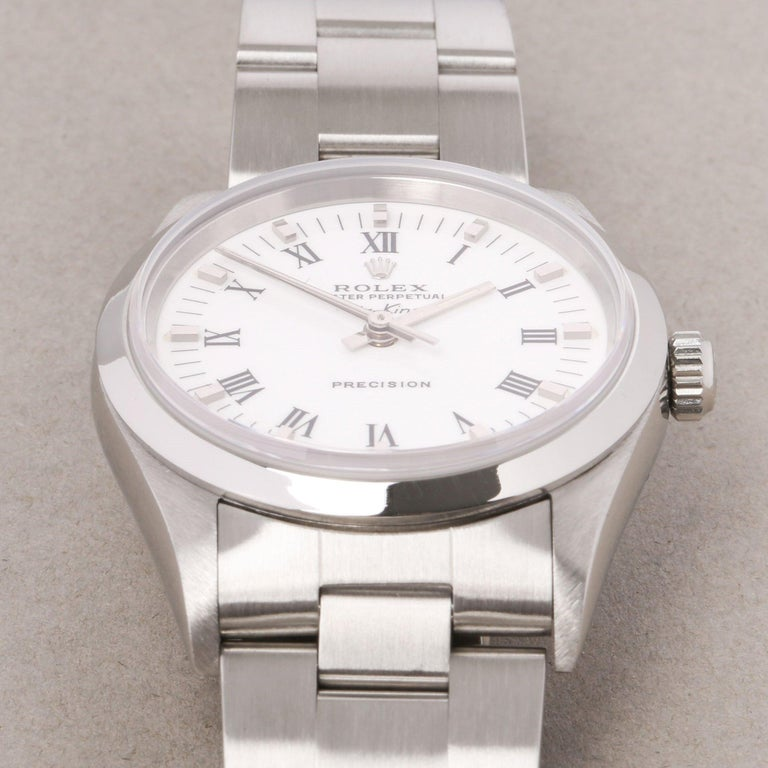Rolex Air-King 0 14000 Men Stainless Steel 0 Watch For Sale 4