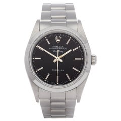 Rolex Air-King 0 14000 Men's Stainless Steel Watch