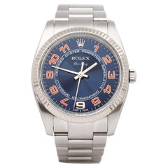 Rolex Air-King 114234 Unisex Stainless Steel Watch