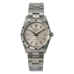Rolex Air-King 14010, Case, Certified and Warranty