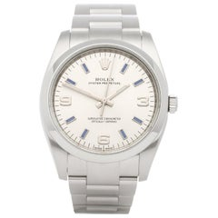 Rolex Air-King 35 114200 Unisex Stainless Steel Watch