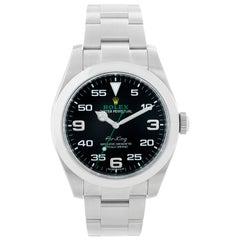 Rolex Air-King Men's Stainless Steel BKAO Watch 116900