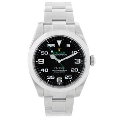Rolex Air-King Men's Stainless Steel BKAO Watch Unused 116900