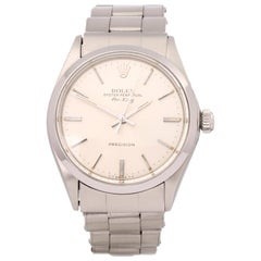 Rolex Air-King Precision 5500 Men's Stainless Steel Watch