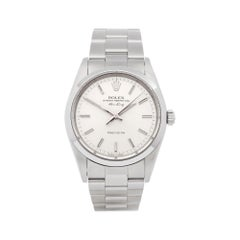 Rolex Air-King Precision Stainless Steel 14000