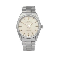Rolex Air King Stainless Steel 5500