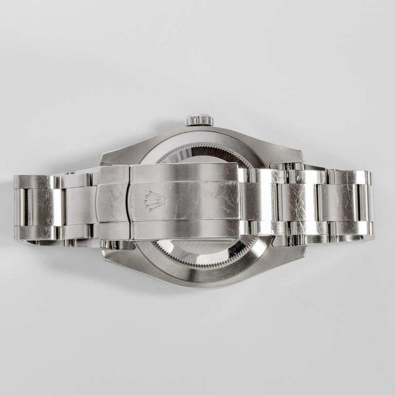 Rolex Air King with Box, circa 2019 For Sale 5