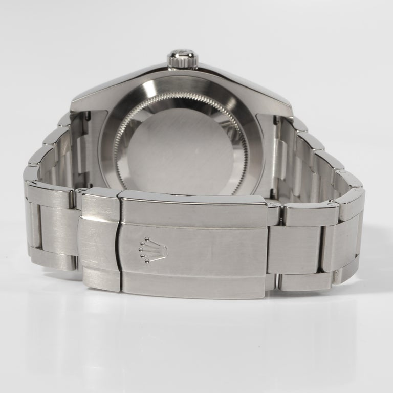 Rolex Air King with Box, circa 2019 For Sale 3