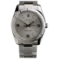 Rolex Airking Stainless Steel Watch 114210