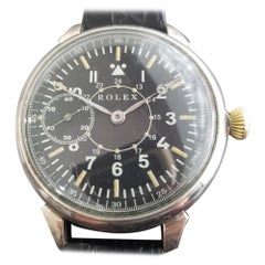 Rolex Aviator Pocketwatch Conversion Manual-Wind, c.1920s Vintage MA198
