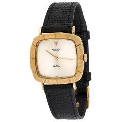 Rolex Cellini 18 Karat Gold Watch