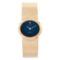 Rolex Cellini 18 Karat Yellow Gold Ladies Dress Watch