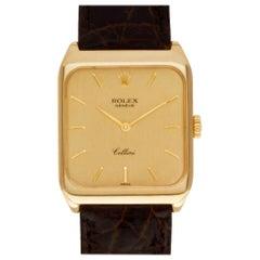 Rolex Cellini 4131, Certified and Warranty