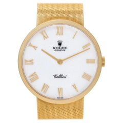 Rolex Cellini 4309, Case, Certified and Warranty