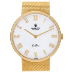 Rolex Cellini 4309, Certified and Warranty