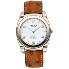 Rolex Cellini 5330, Case, Certified and Warranty