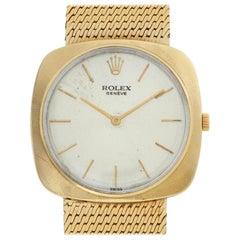 Rolex Cellini 605 14 Karat Manual Watch